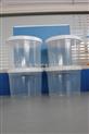 爆米花桶,塑料桶,环保塑料桶,PP透明塑料桶