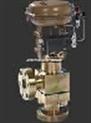 进口气动高压角式调节阀-德国进口调节阀
